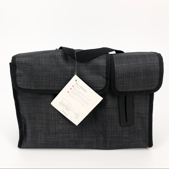 thirty-one Other - Thirty-One Pack & Pull Caddy Black Organizer